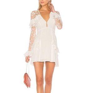 For love and lemons rosebud dress